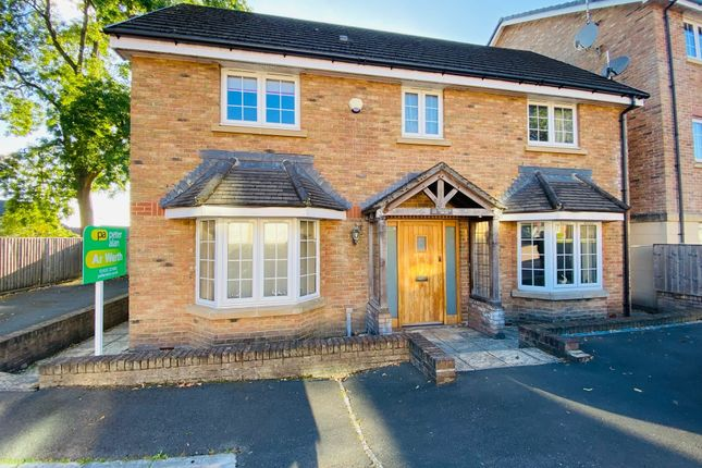Thumbnail Detached house for sale in Westfield Gardens, Newport