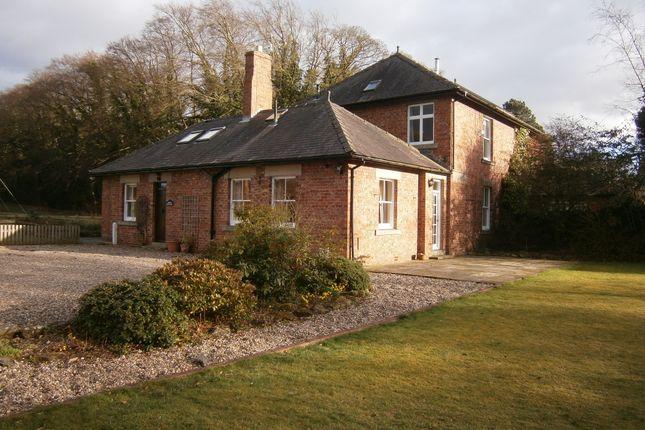 Thumbnail Semi-detached house to rent in Croft Cottage, Corbridge