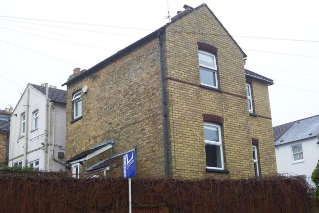 Thumbnail Terraced house to rent in Argyle Road, Sevenoaks