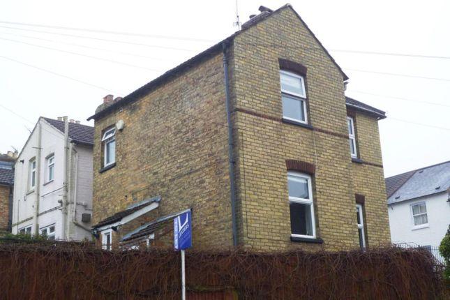 Thumbnail Terraced house to rent in Argyle Road, Sevenoaks
