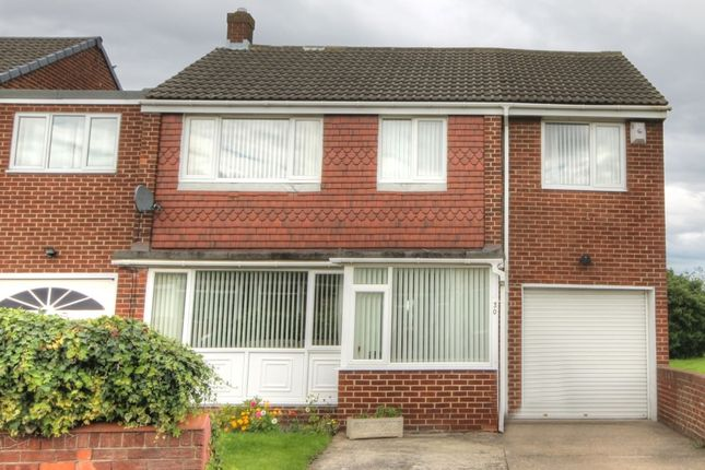 4 bed semi-detached house for sale in Linden Way, Gateshead