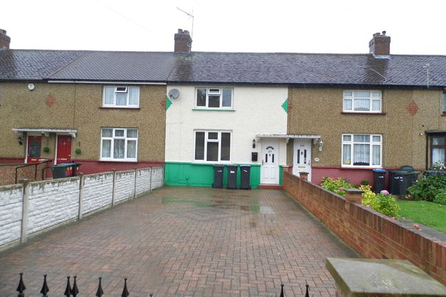 Thumbnail Terraced house for sale in St Edmunds Road, Edmonton