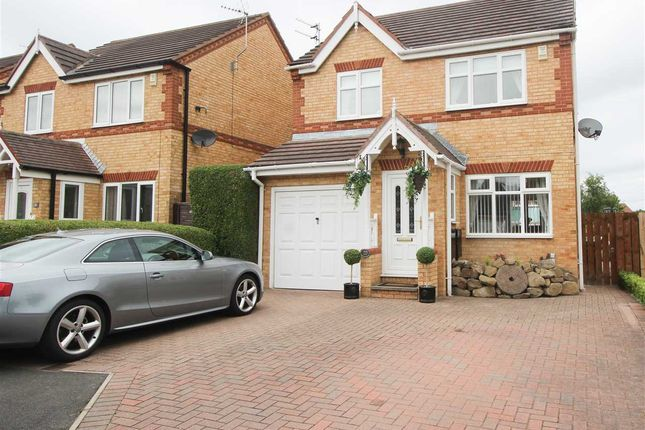 Detached house for sale in Millbrook Road, Northburn Edge, Cramlington