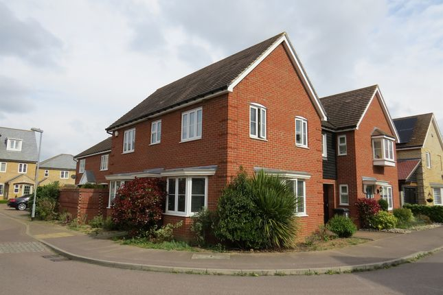 Thumbnail Link-detached house for sale in Ringstone, Duxford, Cambridge