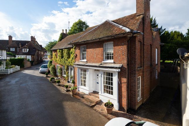 Thumbnail Semi-detached house for sale in Chilham, Canterbury