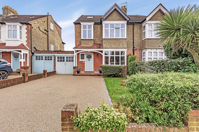 5 bed semi-detached house for sale in Fernhill Gardens, Kingston Upon Thames KT2
