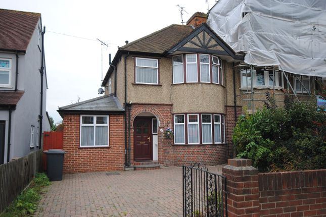 Thumbnail Semi-detached house for sale in Fourth Avenue, Chelmsford