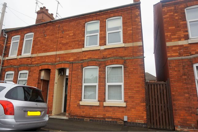 Thumbnail Terraced house for sale in Robinson Road, Rushden