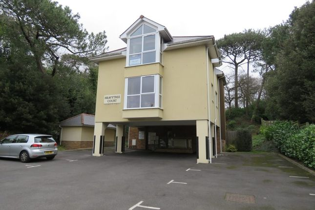 2 bed flat to rent in Heavytree Road, Parkstone, Poole BH14