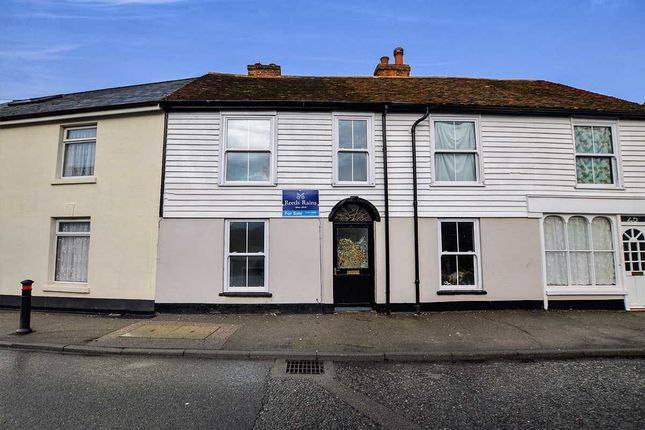 Thumbnail Terraced house for sale in Station Road, Lydd, Romney Marsh