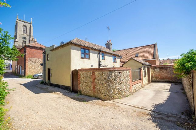 Thumbnail Semi-detached house for sale in Oak Street, Fakenham