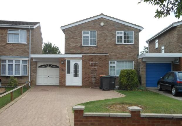 Thumbnail Semi-detached house to rent in Arundel Drive, Bedford