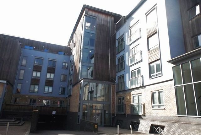 Thumbnail Flat to rent in Lightship Way, Colchester, Essex