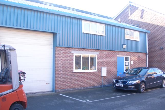 Thumbnail Light industrial to let in Melton Road, Leicester