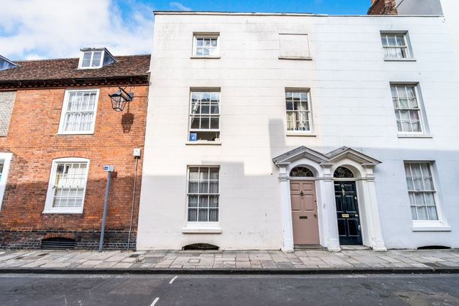 Thumbnail Town house to rent in North Pallant, Chichester
