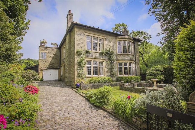 Thumbnail Detached house for sale in Newchurch Road, Rawtenstall, Rossendale