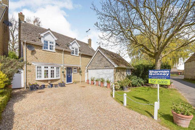 Thumbnail Detached house for sale in Crocket Lane, Empingham, Oakham