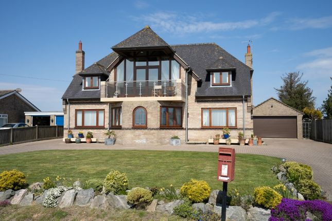 Thumbnail Detached house for sale in West Road, West Caister, Great Yarmouth