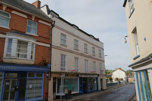 6 , 12-16 Angel Hill, Tiverton, Devon, Ex16 6Pe (2)