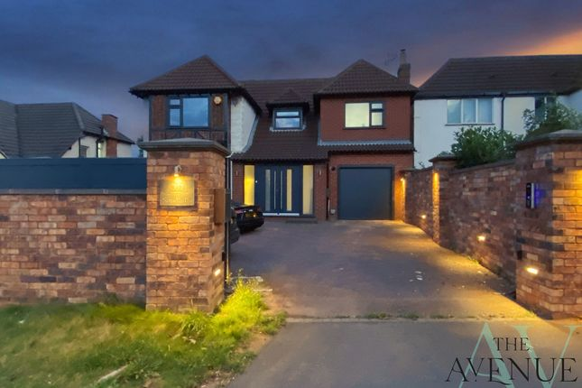 4 bed detached house for sale in Lichfield Road, Walsall WS9