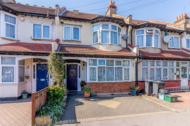 Thumbnail Terraced house for sale in Kingswood Avenue, Thornton Heath