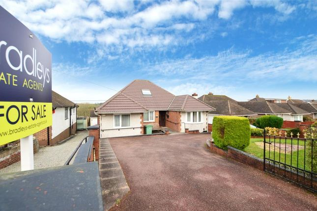 Thumbnail Detached bungalow for sale in Marina Road, Plymouth, Devon