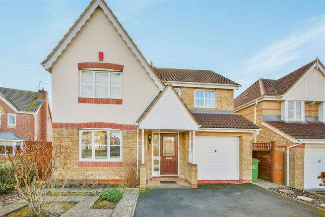 4 bed detached house for sale in Fallow Field Close, Chippenham