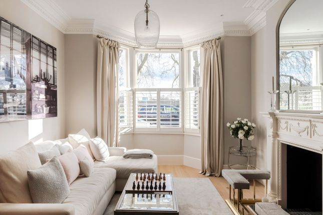 Thumbnail Town house to rent in Hurlingham Road, London