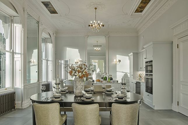 Thumbnail Flat for sale in Sundridge Park Mansion, Willoughby Lane, Bromley
