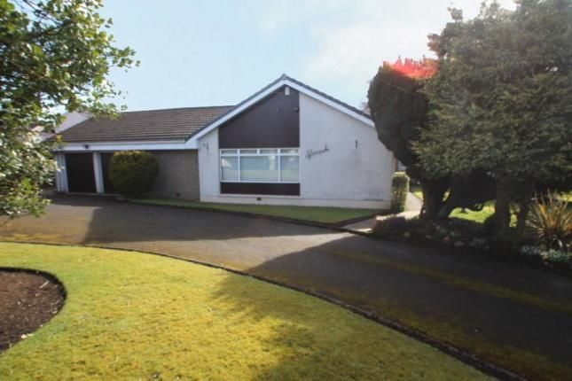 Thumbnail Bungalow for sale in Brownsburn Road, Airdrie, North Lanarkshire