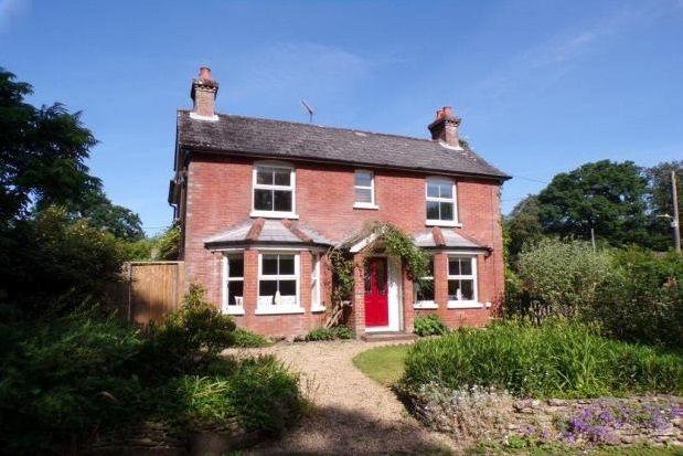 Thumbnail Cottage to rent in Southampton Road, Cadnam, Southampton