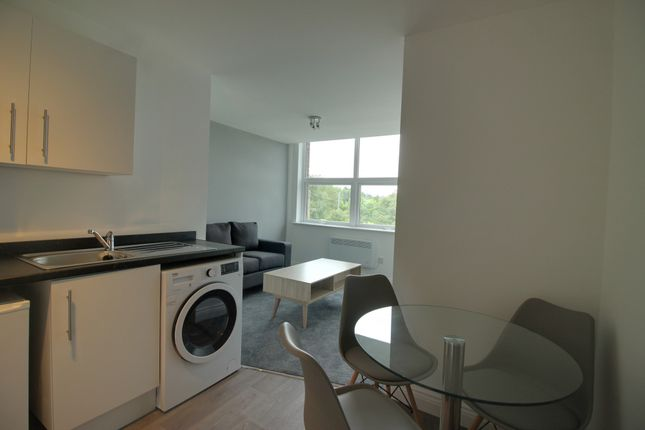 Thumbnail Flat to rent in Camden House, 2 Grey Street, Ashton-Under-Lyne, Lancashire