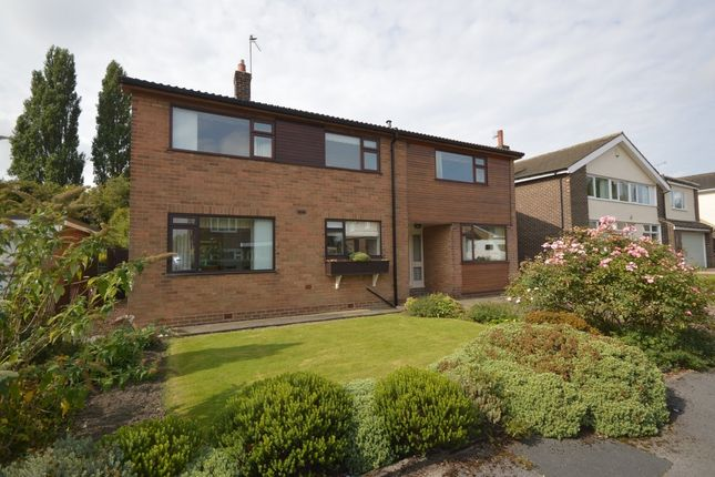 Thumbnail Detached house for sale in Beechfield, Sandal, Wakefield