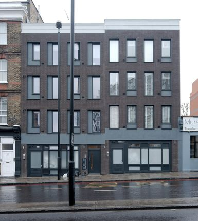 Retail premises to let in 162 Pentonville Road, London