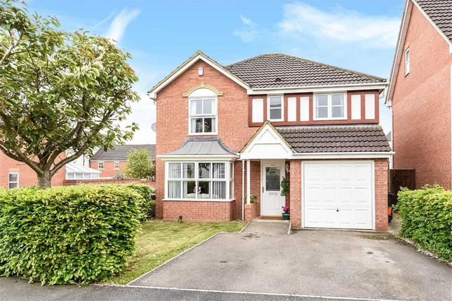 Thumbnail Detached house to rent in Haywain Close, Abbey Fields, Swindon