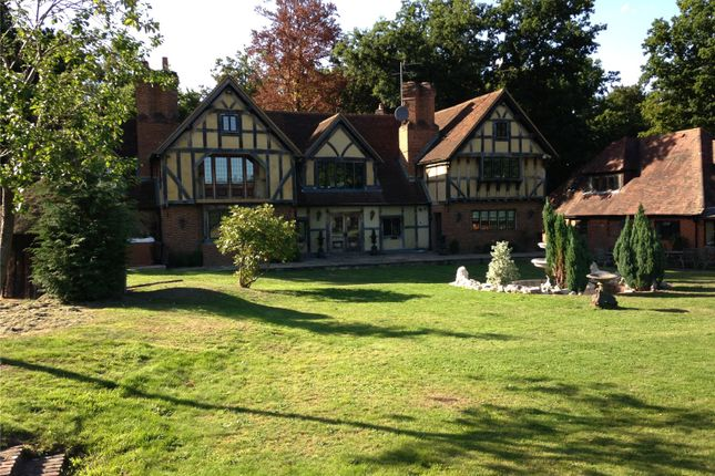Property for sale in Fernhill Road, Blackwater, Camberley, Surrey