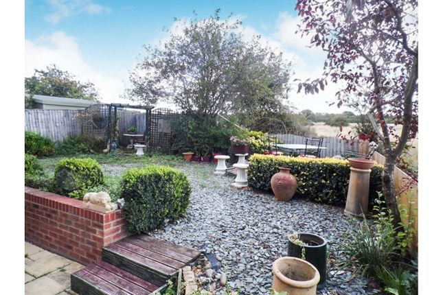 Garden of Rugge Furlong, Didcot OX11