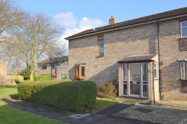 3 bed semi-detached house for sale in Prigg Walk, Bury St. Edmunds