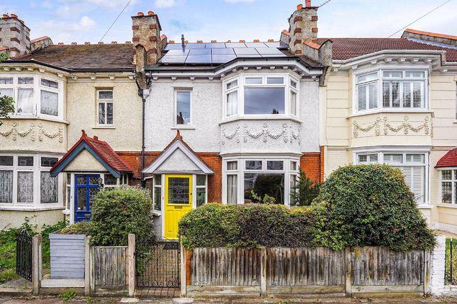 Thumbnail Terraced house for sale in Nimrod Road, London