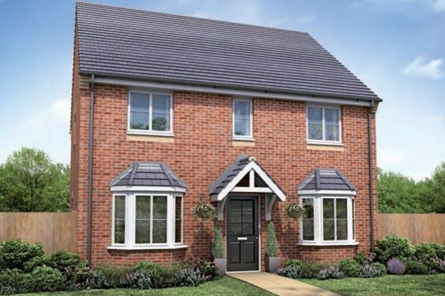 Thumbnail Semi-detached house for sale in Barleythorpe, Oakham, Rutland