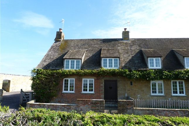 Thumbnail Semi-detached house to rent in Burrow Hill, Kingsbury Episcopi, Martock, Somerset