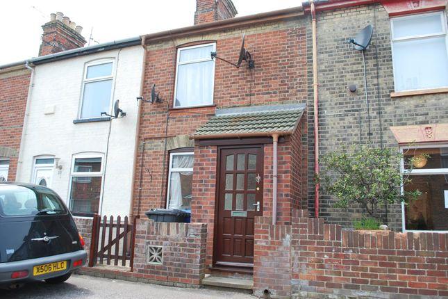 Terraced house for sale in Edinburgh Road, Lowestoft