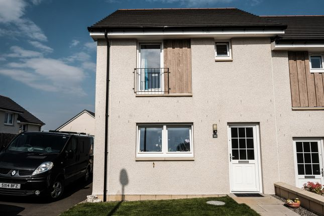 Thumbnail Semi-detached house for sale in Spey Avenue, Inverness