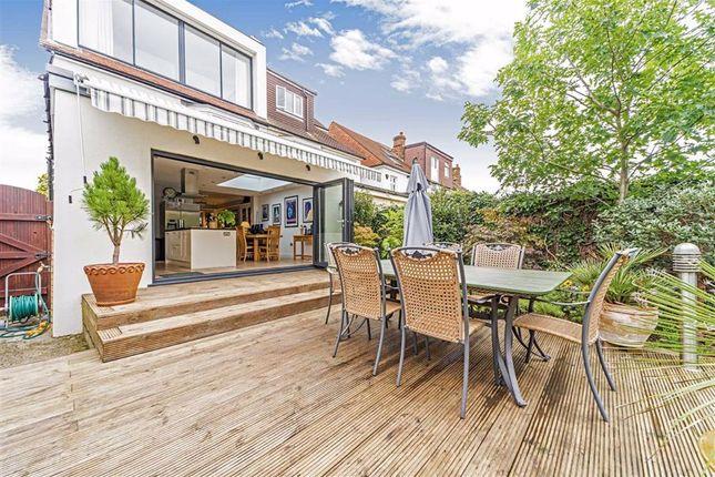Thumbnail Semi-detached house for sale in Fairfax Road, Teddington