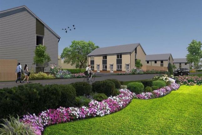 Thumbnail Flat for sale in Welsh Road East, Southam
