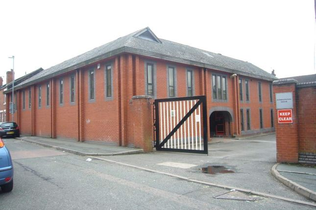 Office to let in International House, Stubbs Gate, Newcastle-Under-Lyme, Staffordshire