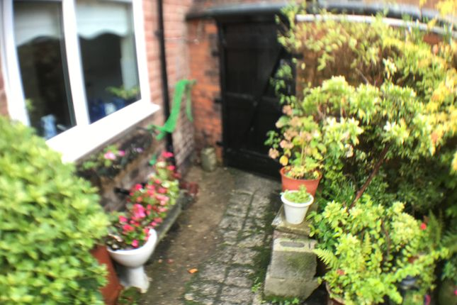 Rear Garden of Station Road, Huyton, Liverpool L36