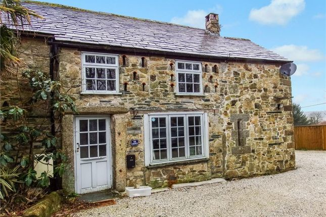 Thumbnail Cottage to rent in Helstone, Camelford