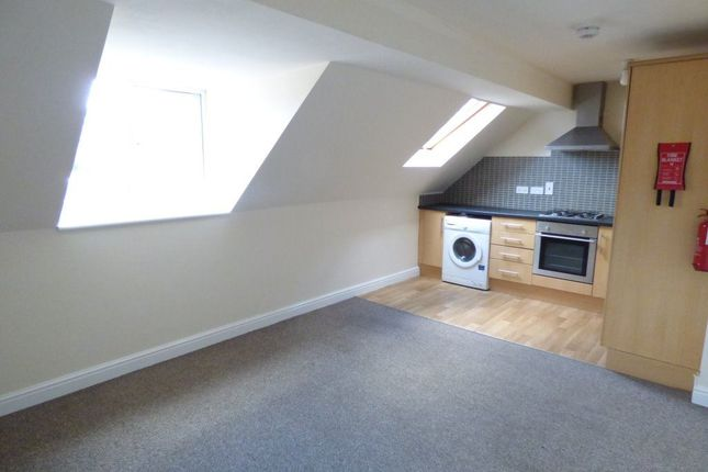 Thumbnail Flat to rent in Brookfield Court, Edmund Road, Spondon