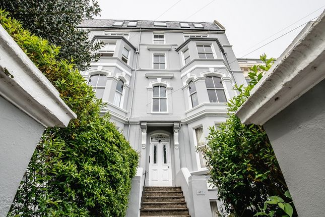 Thumbnail Flat to rent in Anglesea Terrace, St. Leonards-On-Sea, East Sussex.